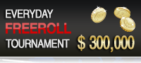 Monthly freerolll